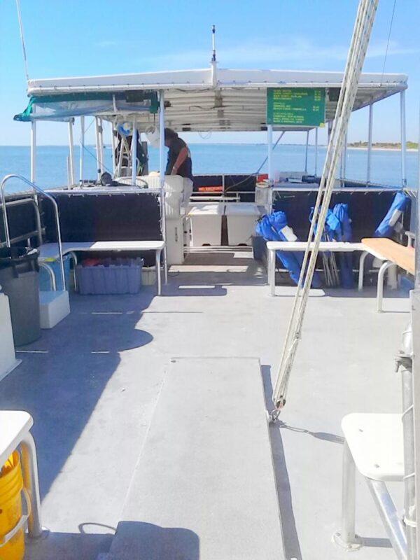 SA2 Johns Pass Express aka Tampa bay Ferry
