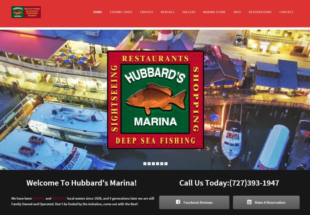 Hubbard's Marina got a BRAND NEW website, go check it out HUBBARDSMARINA.COM