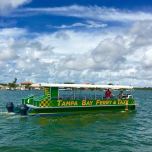 Tampa Bay Ferry and Taxi Service in Johns Pass, FL