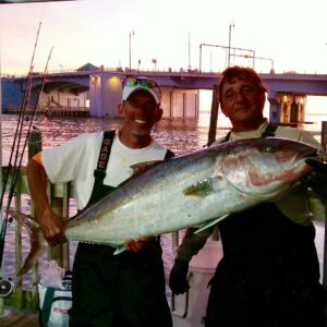 Offshore Fishing Report January 2017